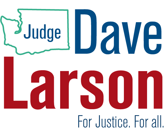 Judge Dave Larson For Justice